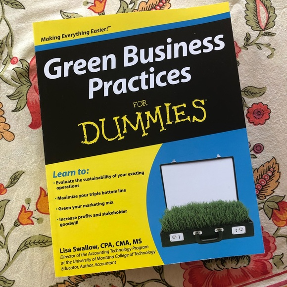 Other - Green Business Practices For Dummies
